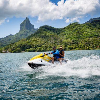 Tour en Jet Ski sur l'île de Moorea 006