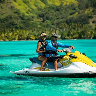 Tour en Jet Ski sur l'île de Moorea 011
