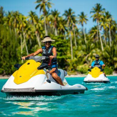 Tour en Jet Ski sur l'île de Moorea 014