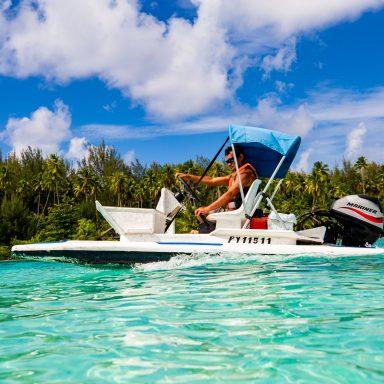 Cata Jet Tour on The Island of Moorea 007