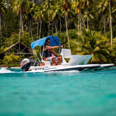 Cata Jet Tour on The Island of Moorea 011