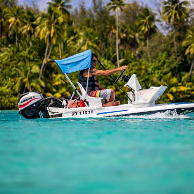 Cata Jet Tour on The Island of Moorea 012