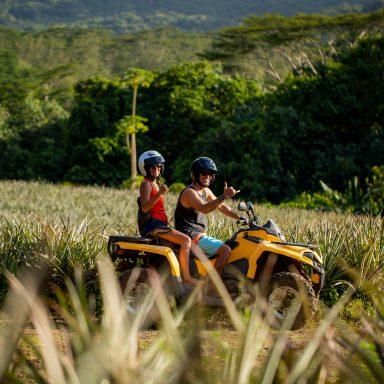 Tour en ATV sur l'île de Moorea 004
