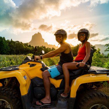 Tour en ATV sur l'île de Moorea 006
