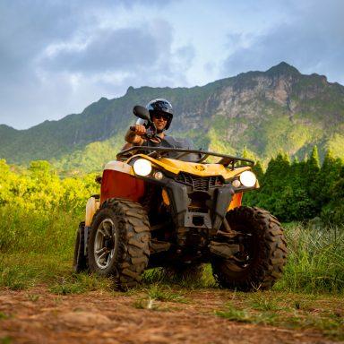 Tour en ATV sur l'île de Moorea 008