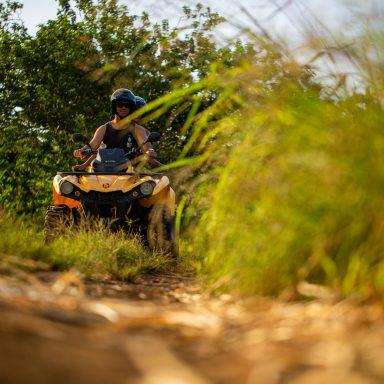 Tour en ATV sur l'île de Moorea 009