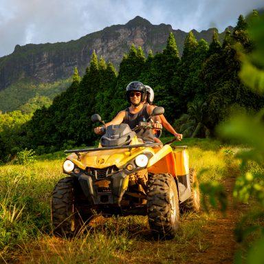 Tour en ATV sur l'île de Moorea 012