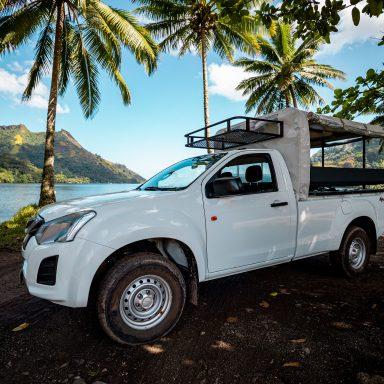 Tour en 4X4 Safari sur l'île de Moorea 001