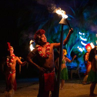 Manava e Maeva Polynesian Night 008