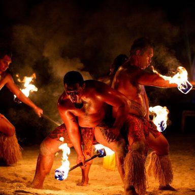 Manava e Maeva Polynesian Night 011